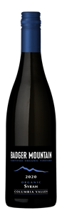 Picture of 2020 Certified Organic Syrah